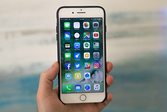 Bảo mật tin nhắn iPhone 7