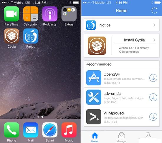Bào mật tin nhắn iPhone 7 với Cydia