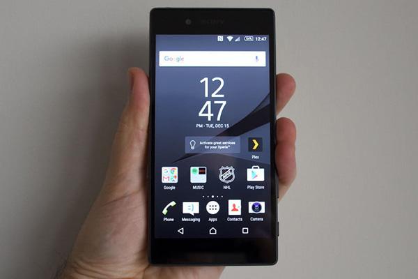 Sony Z5 không nhận được tin nhắn