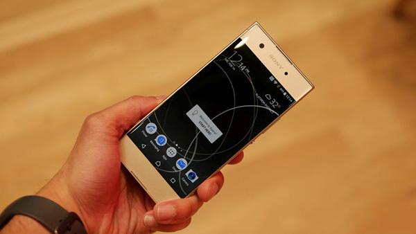 Sony XA1 không gửi được tin nhắn