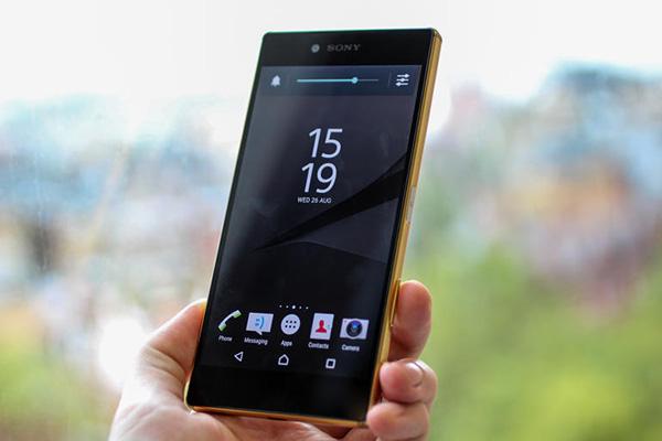 Khắc phục Sony Z5 không nhận được tin nhắn