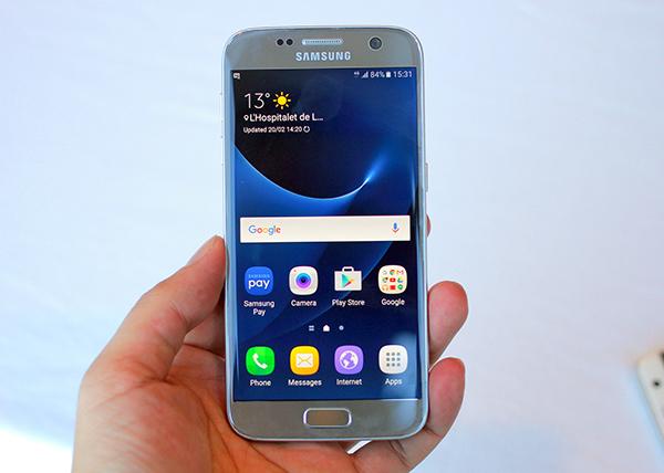 Cách tăng tốc cho Samsung S7