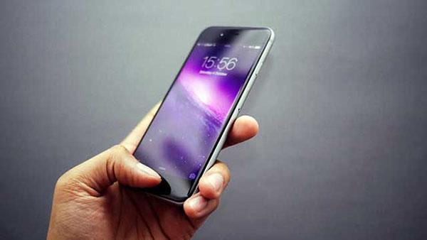 Màn hình iPhone 7 bị giật