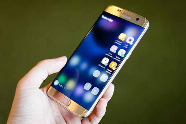Sửa màn hình Samsung S7 nhấp nháy