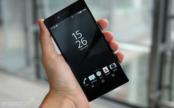 khắc phục Sony Z5 bị lỗi loa ngoài