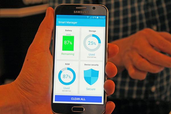 Xóa ứng dụng không cần thiết trên Samsung