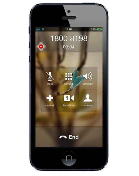 Cách ghi âm cuộc gọi trên iPhone nhanh