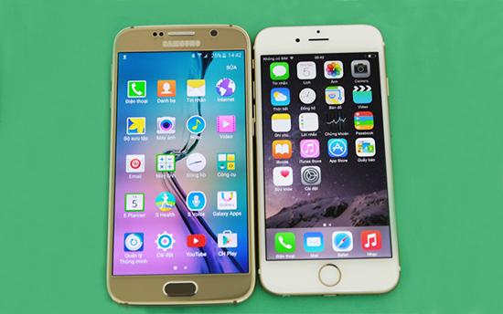 Cách chuyển danh bạ từ Samsung sang iPhone