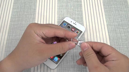 chuyển danh bạ từ Samsung sang iPhone