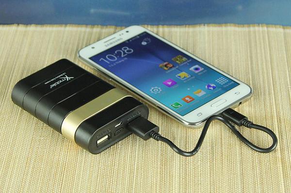 Điện thoại Samsung sạc pin không vào