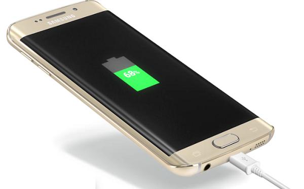 Sạc pin đúng cách cho Samsung