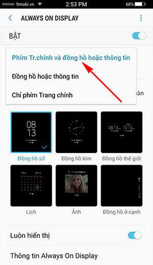 Mẹo chạm hai lần để mở khóa màn hình Samsung