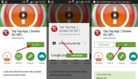 Cách chạm hai lần để mở khóa màn hình Android nhanh