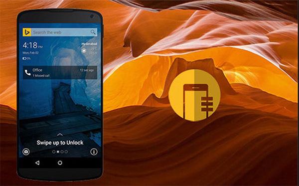 Ứng dụng khóa điện thoại Android hay