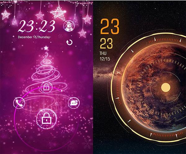 Go lock - Ứng dụng khóa điện thoại Android