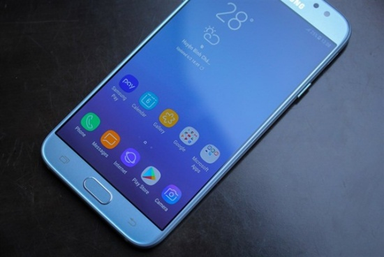 Samsung J7 Pro khong ket noi duoc Wifi