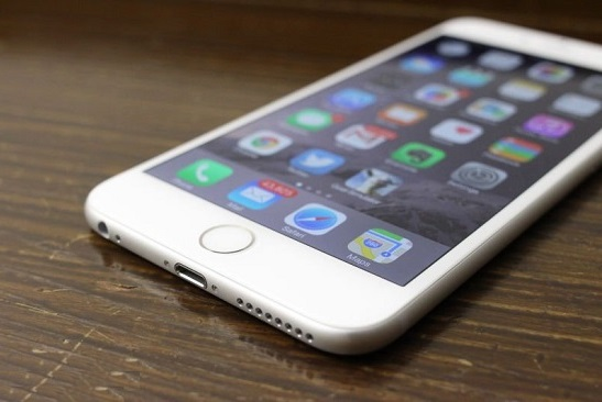 khac phuc iphone 6 plus cam ung luc duoc luc khong