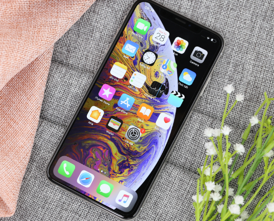 iphone xs max nong may