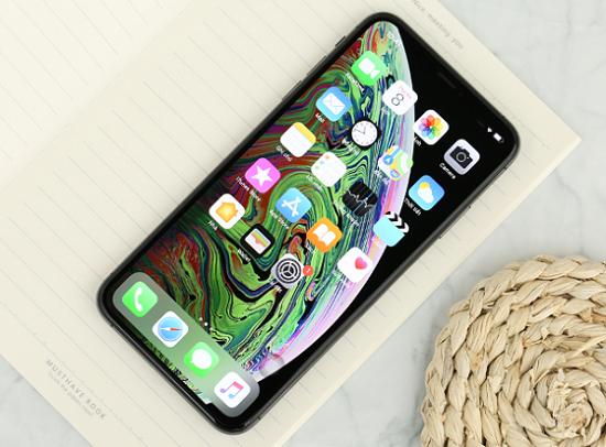 iphone xs max ket noi mang di dong kem
