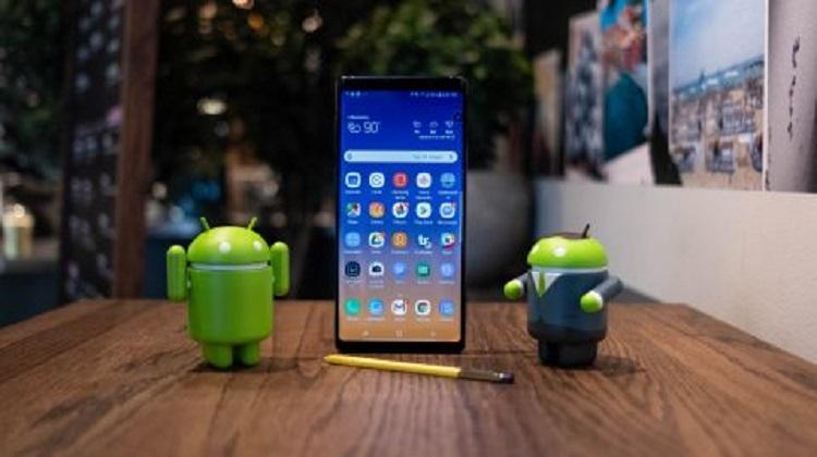 Gía thay mặt kính Samsung Note 9