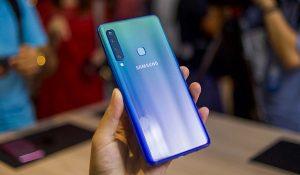 Nguyên nhân Samsung A9 2018 bị nóng máy
