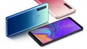 Samsung A9 2018 bị chai pin