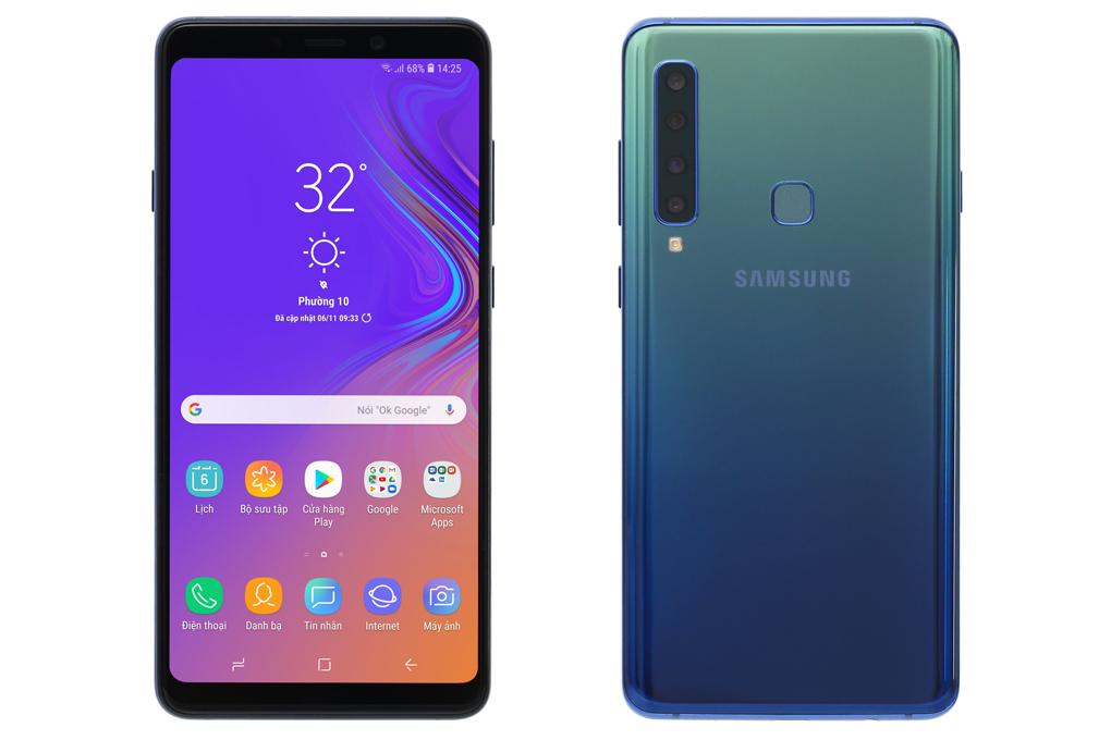 Địa chỉ thay mặt kính Samsung A9 2018 chuyên nghiệp
