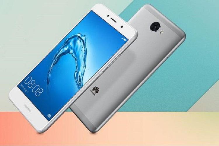 Làm gì khi màn hình Huawei Y7 Prime bị sọc