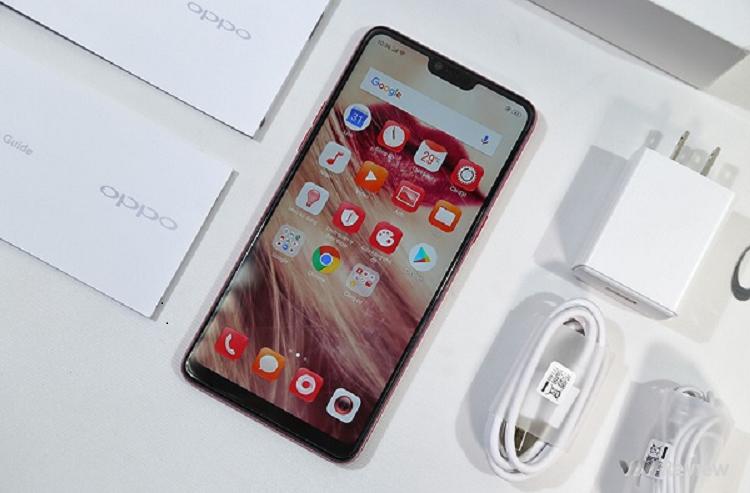 Thay mặt kính hay thay màn hình Oppo F7