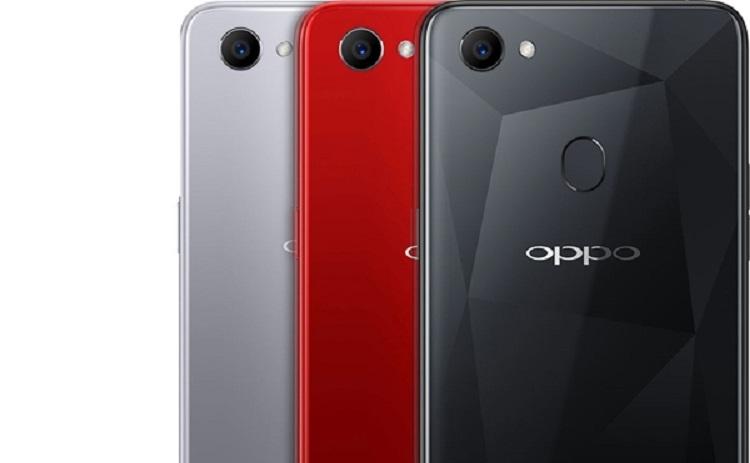 Thay mặt kính Oppo F7 uy tín TP HCM