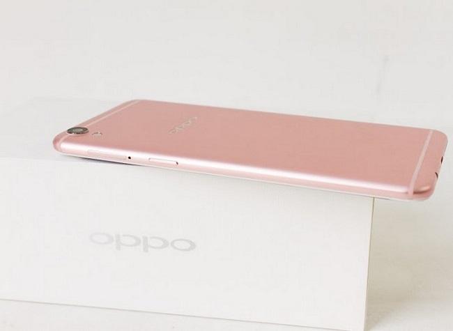 Khắc phục lỗi Oppo F1 Plus sọc màn hình