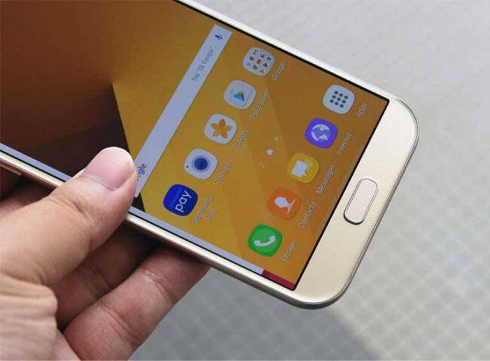 Samsung A7 không bắt được wifi