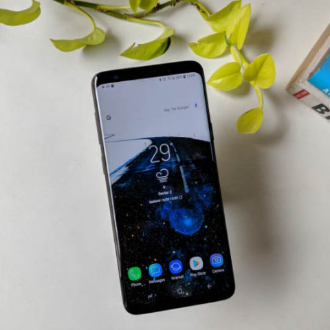 thay mặt kính Samsung S9 Plus