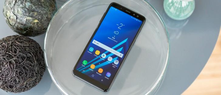 Dấu hiệu thay mặt kính Samsung A8