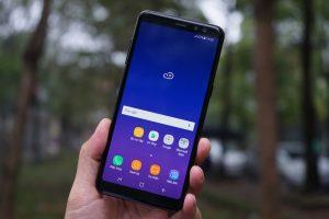 Nguyên nhân làm cho Samsung A8 bị đơ, lag, xử lí chậm