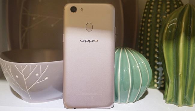 Tình trạng Oppo F5 hỏng cảm ứng