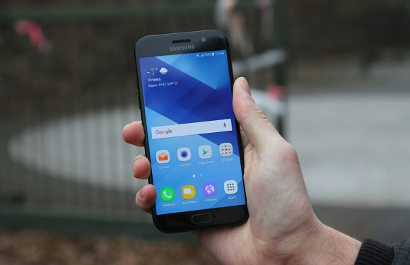Trường hợp nên thay mặt kính Samsung A5 2017
