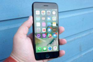 iphone có chống nước