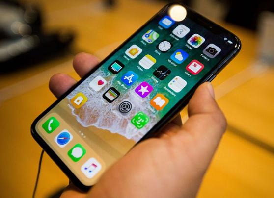 iphone x hao pin nhanh