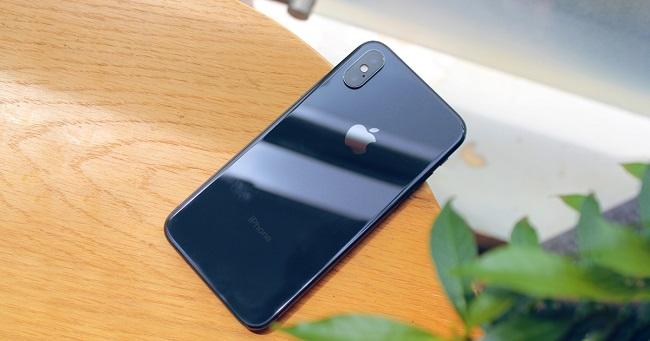 Cách khắc phục iphone X không lấy nét được