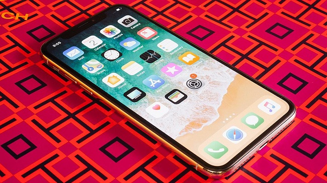 Camera sau iPhone X khiến Face ID bị hư hỏng