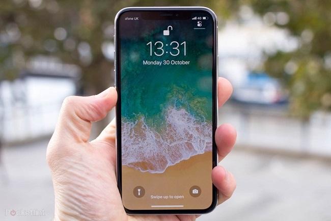 Nguyên nhân Face ID iPhone X không thể hoạt động