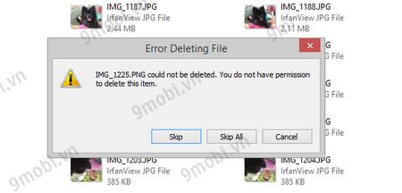 Lỗi không thể xóa ảnh trên iPhone khiến người dùng khó chịu