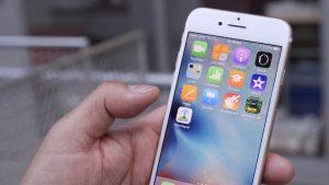 Iphone 7 bị rung màn hình