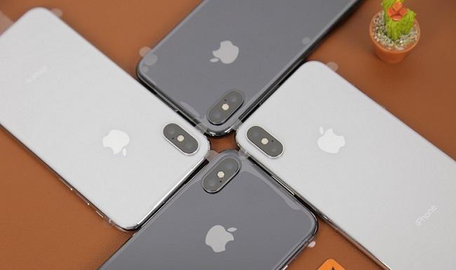 Trung tâm thay camera trước iphone X chất lượng