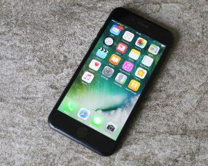 Nguyên nhân iphone 7 bị lỗi màn hình