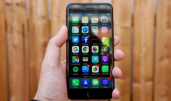 iPhone 7 lỗi màn hình