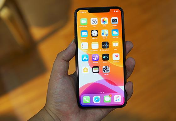 iphone 11 pro max soc man hinh