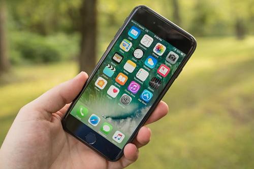 khắc phục iPhone 7 bị lỗi màn hình