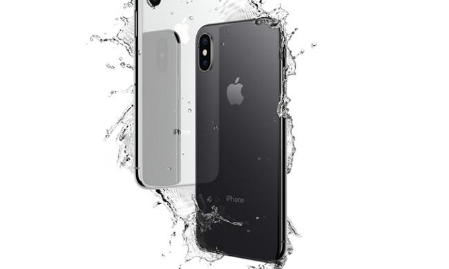 Khắc phục lỗi màn hình iphone X ám vàng